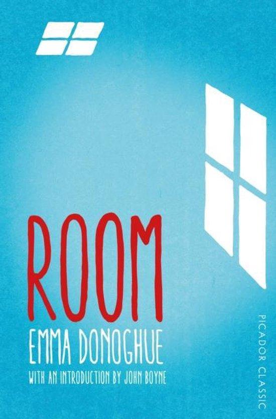 Boek cover Room van Professor Emma Donoghue (Paperback)