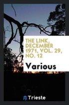 The Link, December 1971, Vol. 29, No. 12