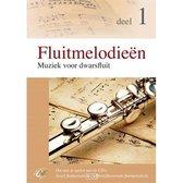 Muziek voor dwarsfluit, Fluitmelodieen 1