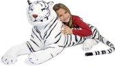 Melissa & Doug - White Tiger - Pluche