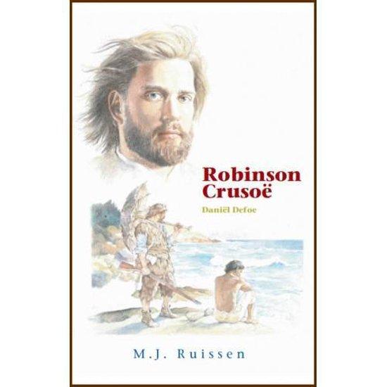 Boek cover Historische reeks  -   Robinson Crusoë van Daniël Defoe (Hardcover)