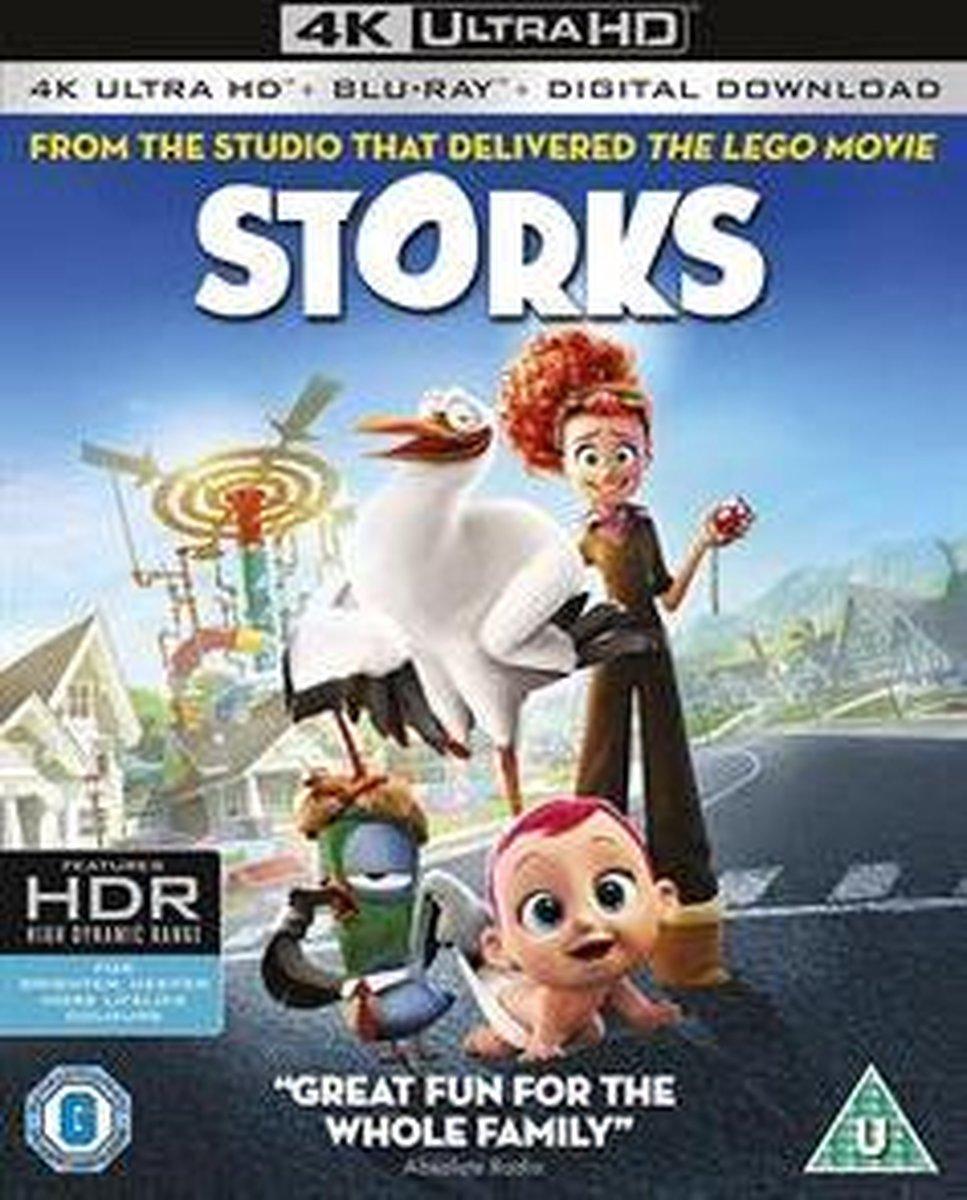 Storks (4K Ultra HD Blu-ray) (Import)-