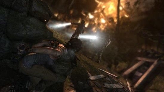Tomb Raider - Definitive Edition - PS4 - Square Enix