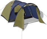 Tent NORDMARKA 4 persoons grijsgroen   JYSK