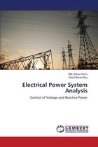 Electrical Power System Analysis