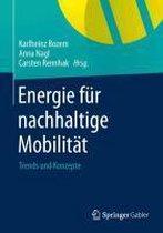 Energie Fur Nachhaltige Mobilitat
