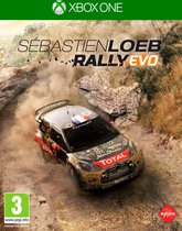 Sebastien Loeb Rally Evo - Xbox One