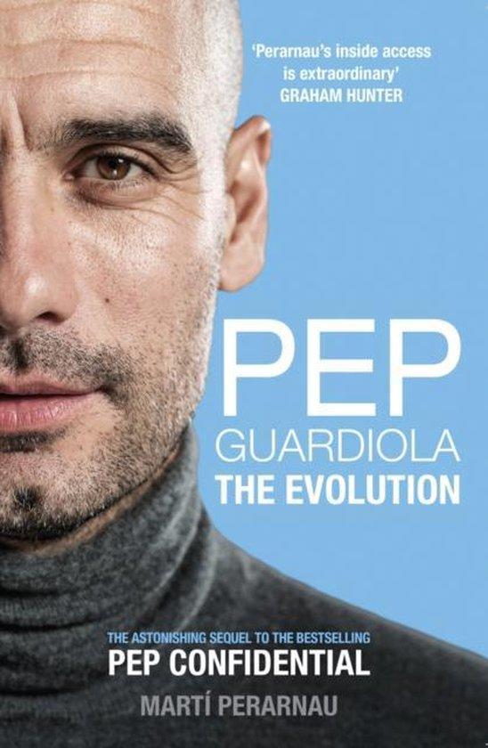 Boek cover Pep Guardiola van Onbekend