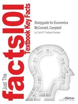 Boek cover Studyguide for Economics by McConnell, Campbell, ISBN 9780077337919 van Cram101 Textbook Reviews (Paperback)