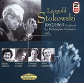 Leopold Stokowski conducts the Philadelphia Orchestra 1962-1963