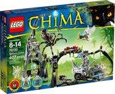 LEGO Chima Spider Basis - 70133