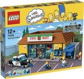 LEGO The Simpsons Kwik-E-Mart - 71016 - Geel   Blauw