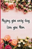 Missing Y Ou Every Day . Love You Mom
