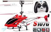 RC Helicopter Syma S107G Rood