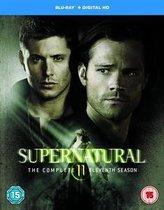 Supernatural - Seizoen 11 (Blu-ray) (Import)
