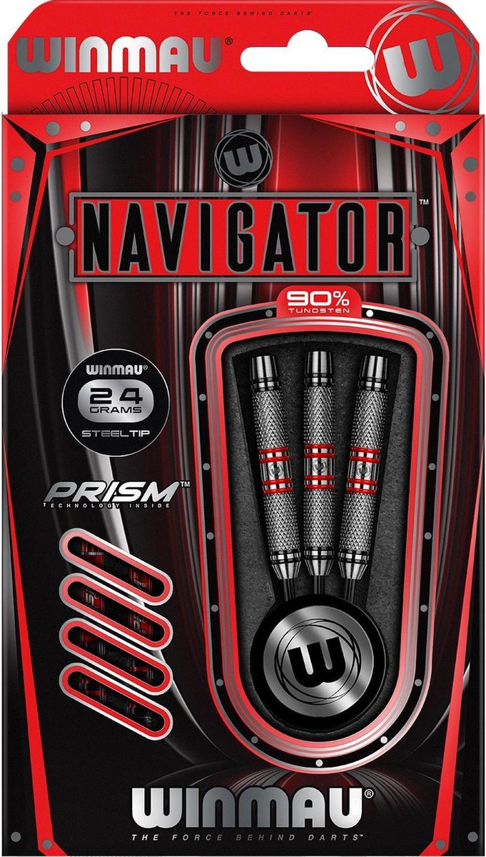 Darts Winmau Navigator 24 gr. NT 90 %