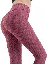 Sportlegging Maat L - Push up effect – Verminder Cellulite – Squat proof