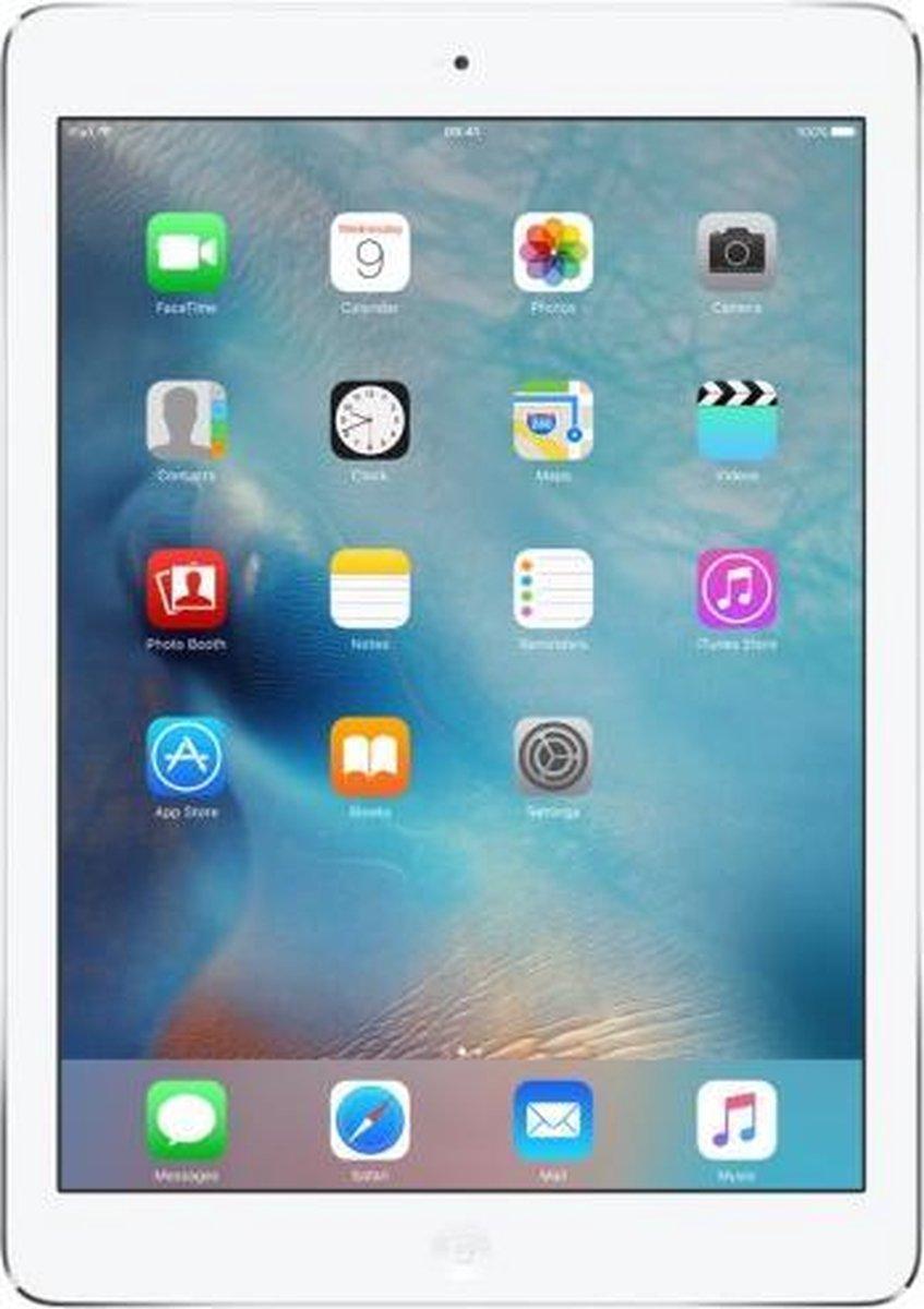 iPad Air 64GB Silver Wifi + 4G - Zo goed als nieuw - 2 Jaar Garantie