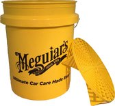 Meguiars BUCKET SET Grit Guard + Emmer   19 Liter