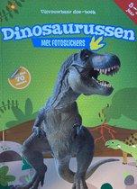 Super leuke uitklapbare activiteiten dinosaurussen