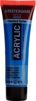 Acrylverf - 572 - Primair cyaan - Amsterdam - 20ml
