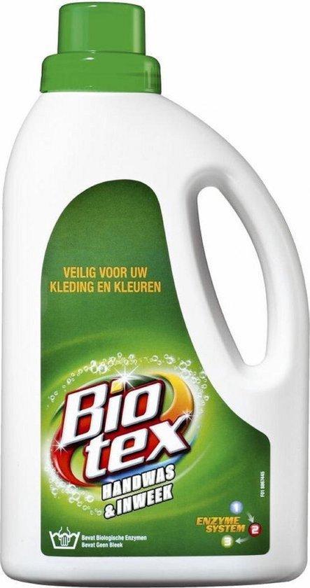 Biotex - Handwas en Inweek Vloeibaar - 2 x 750 ml