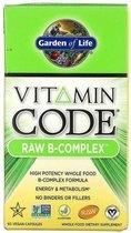 Vitamin Code RAW B-Complex - 60 veggie caps