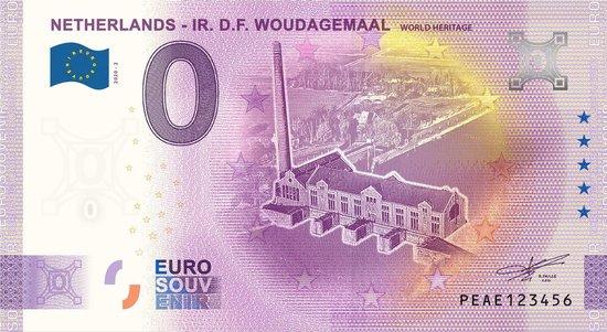 Afbeelding van het spel 0 Euro Biljet 2020 - Woudagemaal