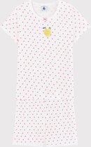 Petit Bateau Kinder Meisjes Pyjamaset - Maat 116