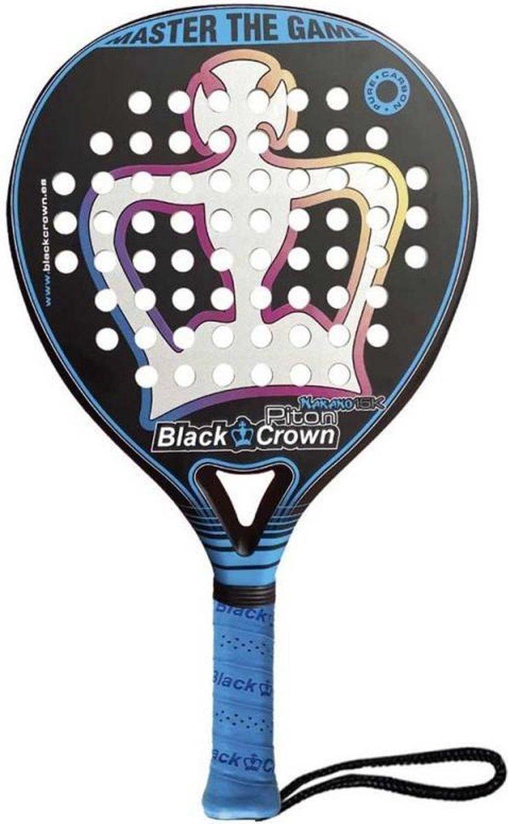 Black Crown 'Marta Marrero' Piton Nakano 15K (Round) – 2021 padel racket