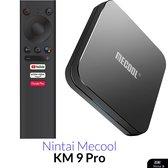 Android TV Box - Officiële Android 9.0  -  4K HDR - Disney Plus - Amazon Prime - 2GB 16GB - Mediaspeler en Mediaplayer