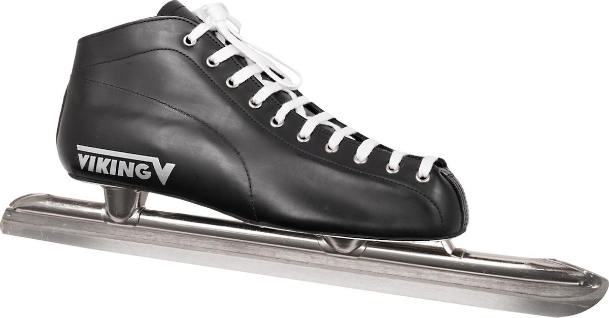 Viking Original - leren norenschaats / kinderschaats - maat 34