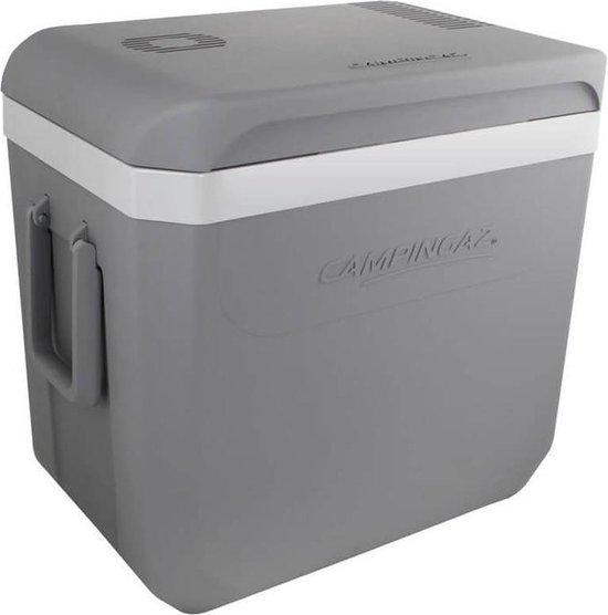 Campingaz Powerbox Plus Thermo-elektrische Koelbox - 12V - 36L - Grijs