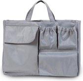 Bag In Bag Tas Organiser - Canvas - Grijs