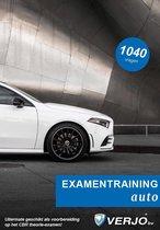 VERJO Examentraining personenauto 1040 vragen