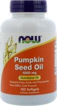 Pumpkin Seed Oil, 1000 mg - 100 softgels