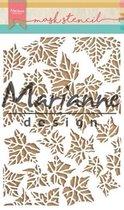 Marianne Design Stencil - Tiny's bladeren