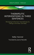 Therapeutic Interventions in Three Sentences