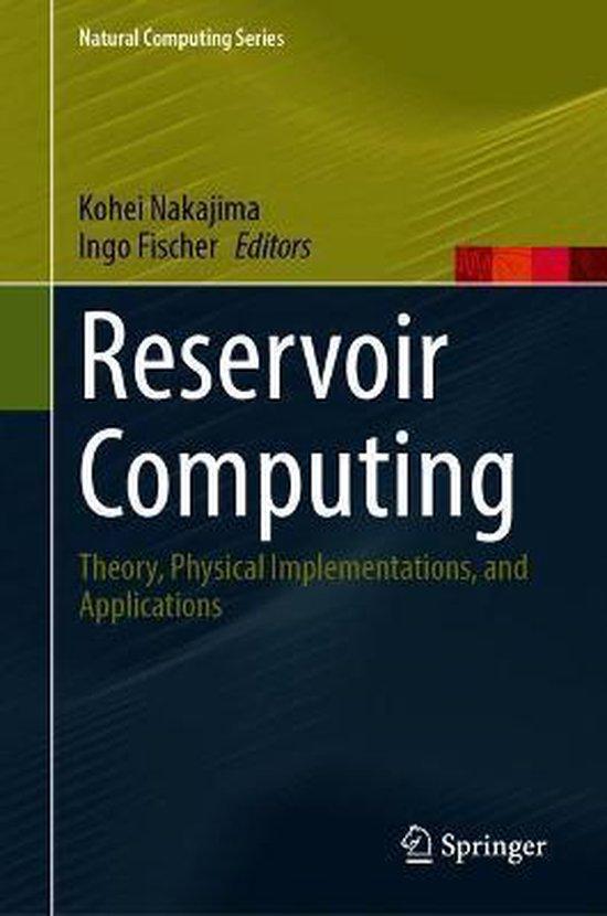 Boek cover Reservoir Computing van Nakajima Kohei (Hardcover)