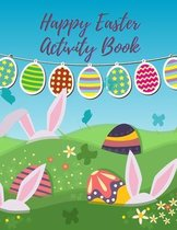 Happy Easter Activity Book