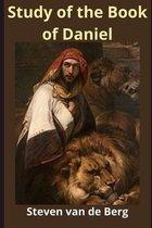 Boek cover Study of the Book of Daniel van Steven van de Berg