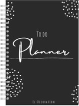 To do Planner - dagplanner - structuur - A5