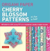 Origami Paper- Cherry Blossom Prints- Small 6 3/4  48 sheets: Tuttle Origami Paper: High-Quality Origami Sheets Printed with 8 Different Patterns