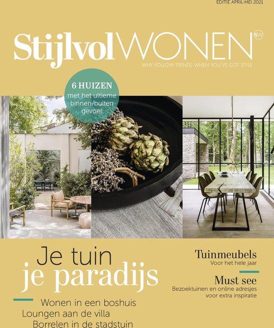 Afbeelding van Stijlvol Wonen Magazine 3 - 2021