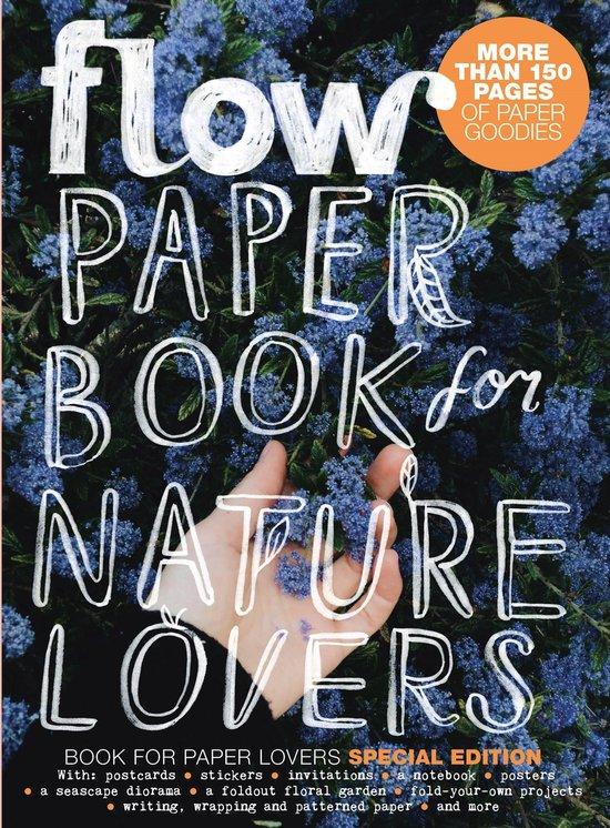 Afbeelding van Flow Magazine - Paper Book for Nature Lovers - Special 1-2021