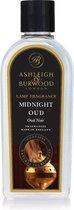 Ashleigh&Burwood-Lamp Olie- Midnight oud fragrance lamp oil 500ml
