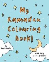 My Ramadan colouring book!