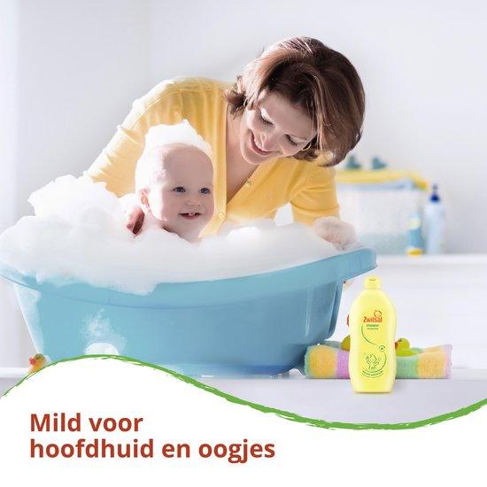Zwitsal Baby - 2 x Shampoo en 2 x Conditioner - 4 x 200 ml - Voordeelverpakking