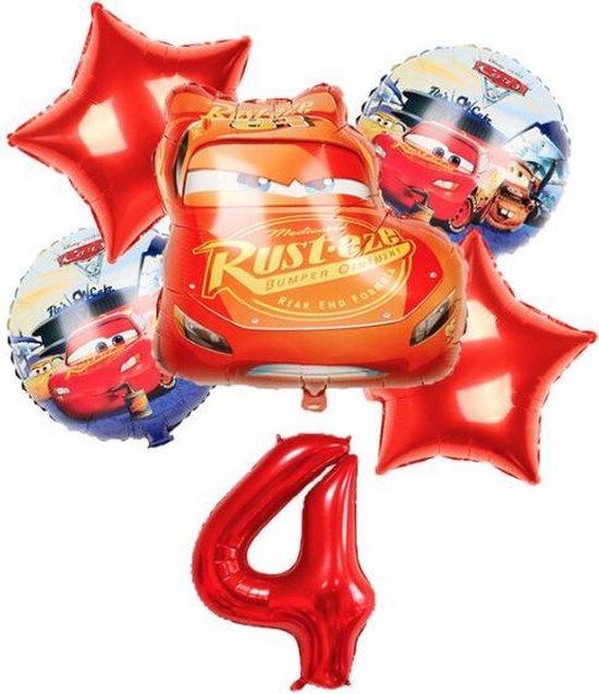 Geweldig 6 delig ballonpakket met