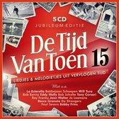 CD cover van De Tijd Van Toen 15 van various artists